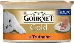 GOURMET GOLD 85g krůtí paštika