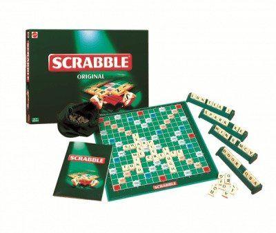 Mattel | Scrabble originál CZ