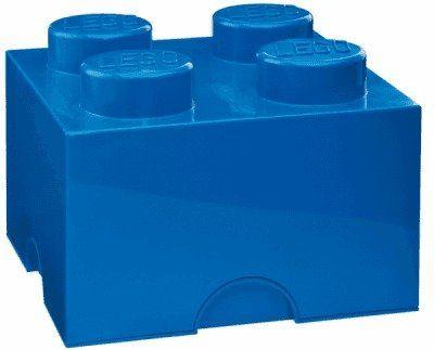 Bez určení výrobce | LEGO BOX - modrý