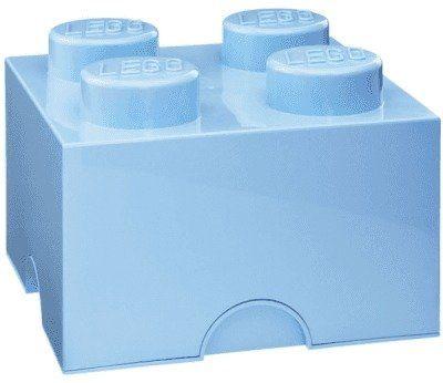 Bez určení výrobce | LEGO BOX - světle modrý