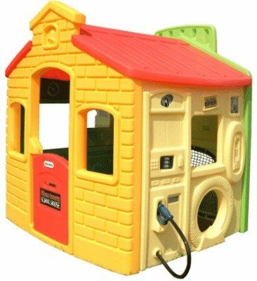 Little Tikes - Městský domek na hraní Evergreen