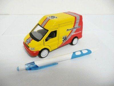 Ford Transit - závodní