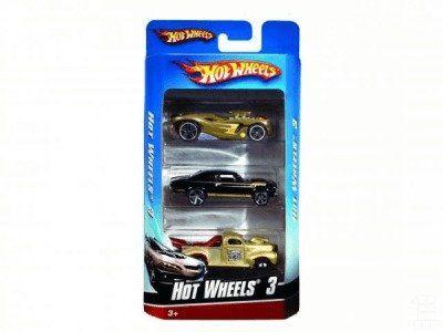 Mattel   Hot Wheels K5904 angličák - 3 pack