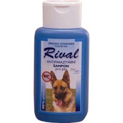 | Rival Antiparazitární šampon pro psy 310ml