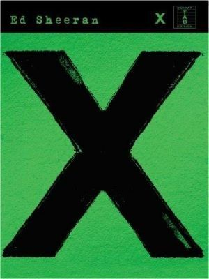 Ed Sheeran: X (TAB) (noty, taby na kytaru)