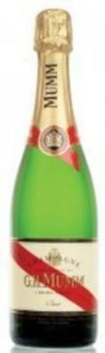 G.H. Mumm Cordon Rouge Champagne brut 0.75l