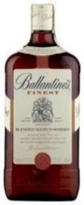 Ballantine´s Finest whisky 40% 1L