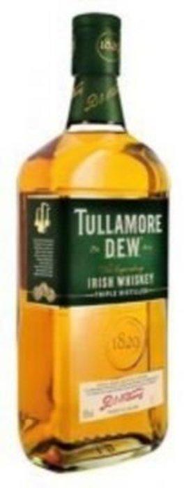 Tullamore Dew 40% irská whiskey 0.7l