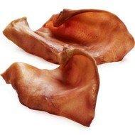 Prémiové vepřové uši z Bavorska - 50 kusů
