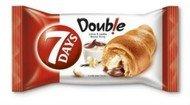 7Days Croissant double kakao+vanilka 60g