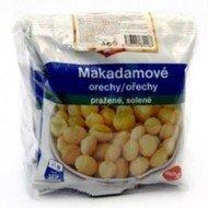 Makadamové ořechy pražené solené 497.9