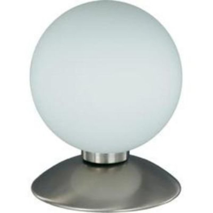 Stolní lampa Paul Neuhaus Tila, G9, 33 W, ocel