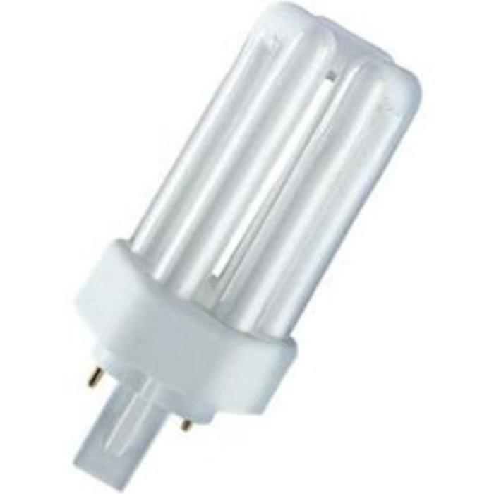 Úsporná zářivka Osram, 26 W, GX24d-3, 137 mm, studená bílá