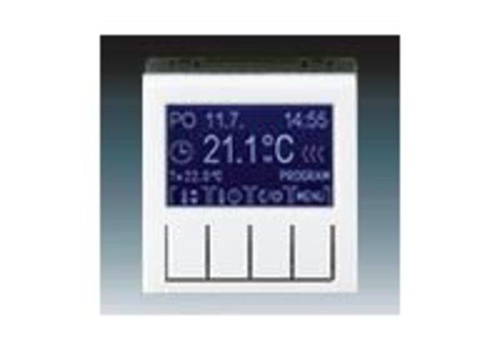 Termostat univerzální programovatelný LEVIT bílá/kouřová černá 3292H-A10301 62