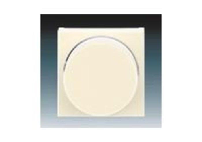 Kryt stmívače s otočným ovladačem LEVIT slonová kost/bílá 3294H-A00123 17