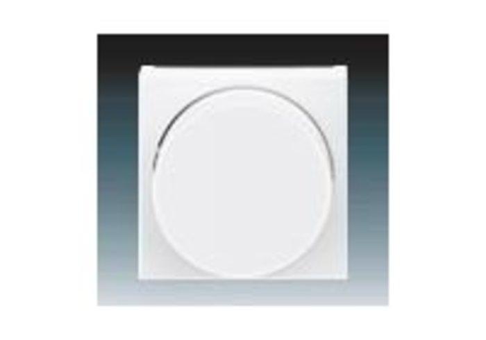 Kryt stmívače s otočným ovladačem LEVIT bílá/bílá 3294H-A00123 03