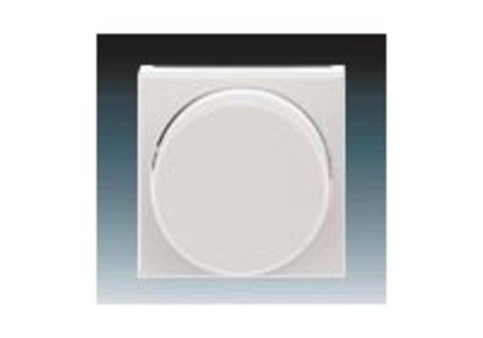 Kryt stmívače s otočným ovladačem LEVIT šedá/bílá 3294H-A00123 16