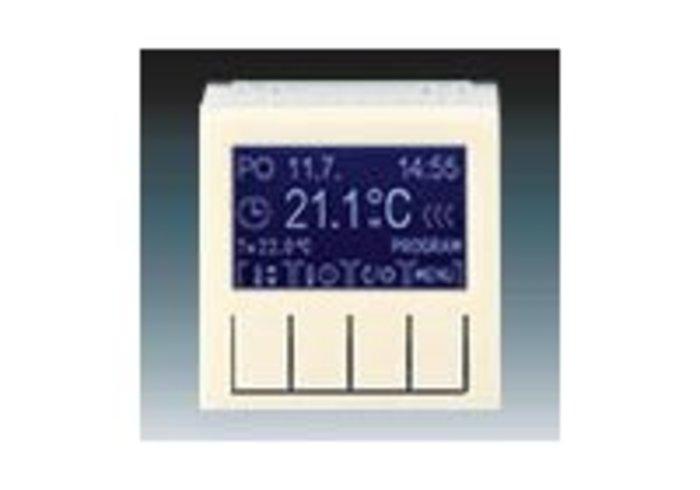 Termostat univerzální programovatelný LEVIT slonová kost/bílá 3292H-A10301 17