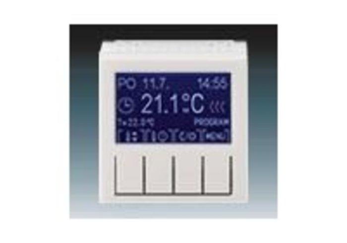 Termostat univerzální programovatelný LEVIT šedá/bílá 3292H-A10301 16
