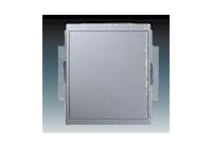Time® Přepínač střídavý IP 44, zapuštěný, titanová (3558E-A06940 08)