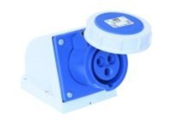 PCE 1132-6 zásuvka16A 220V 3p, IP67