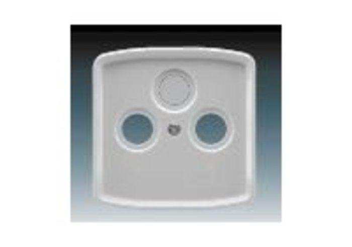 Tango® Kryt zásuvky anténní s vylamovacím otvorem, šedá (5011A-A00300 S)