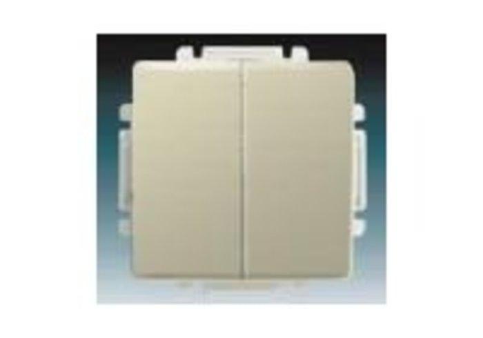 Swing®, Swing®L Přepínač sériový, krémová (3557G-A05340 C1)