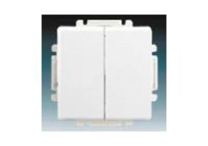 Swing®, Swing®L Přepínač sériový, jasně bílá (3557G-A05340 B1)