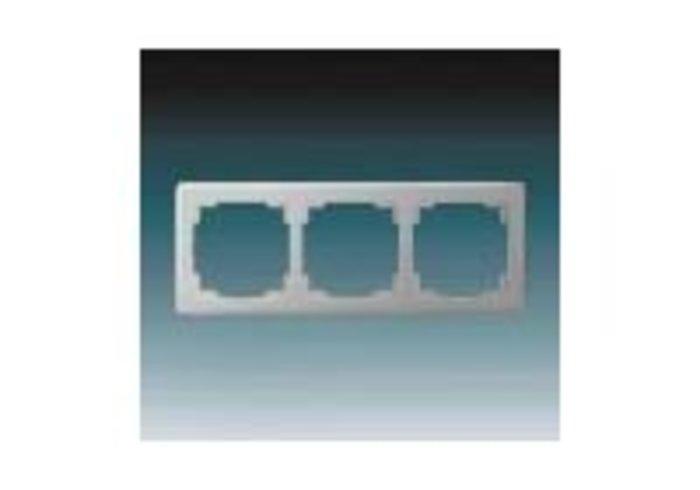 Swing®L Rámeček pro elektroinstalační přístroje, trojnásobný, světle šedá (3901J-A00030 S1)