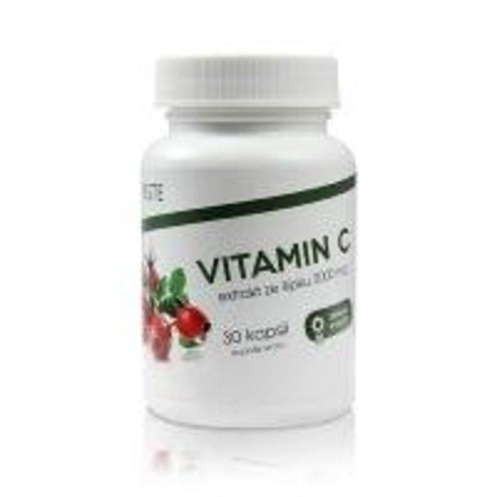 Vieste Vitamin C ze šípku 30 kapslí