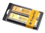 EVOLVEO Zeppelin DDR III 16GB 1333 MHz KIT 2x8GB CL9, GOLD, box