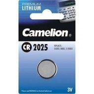 Camelion baterie knoflíková, Lithium 3V, IEC Type CR2025