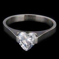 Nerezový prsten O082