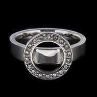 Nerezový prsten O088
