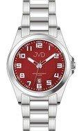 Luxusní moderní vodotěsné náramkové hodinky JVD steel J1041.11 - 10ATM