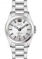 Luxusní moderní vodotěsné náramkové hodinky JVD steel J1041.10 - 10ATM