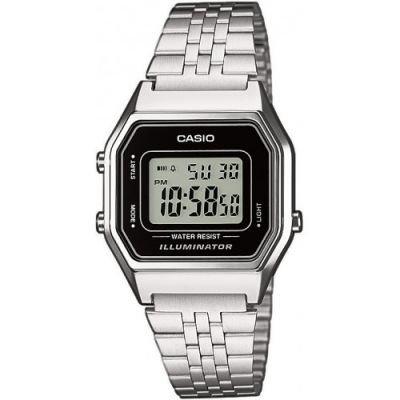 Casio LA 680A-1 Silver Universal