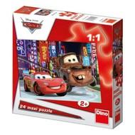 DINO Puzzle maxi Cars 2