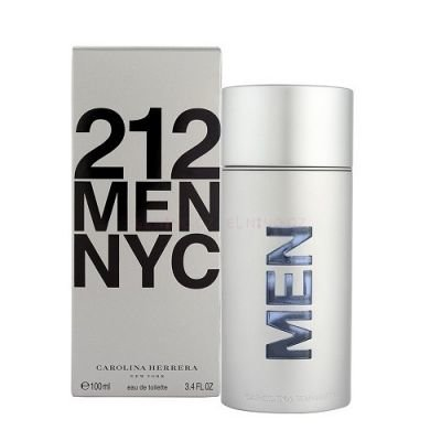 Carolina Herrera 212 100ml EDT Tester  M