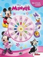 Minnie s voskovkami