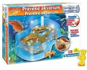 ALBI Pravěké akvárium
