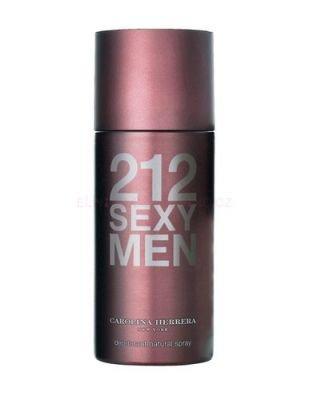Carolina Herrera 212 Sexy Deodorant 150ml