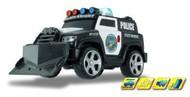 Simba POLICEJNÍ VŮZ - vícebarevná, barvy stříbra