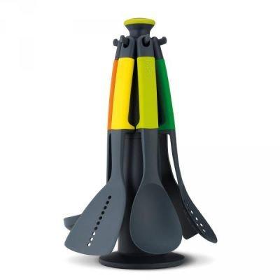 Rotační stojan s nástroji Elevate Carousel, barevný