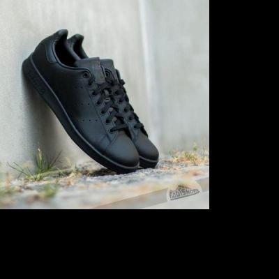 adidas Stan Smith Black EUR 46