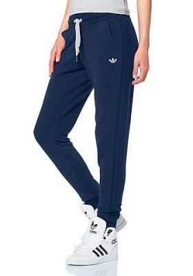 adidas Originals LOUNGEWEAR Trefoil Essentials Pants Black EUR
