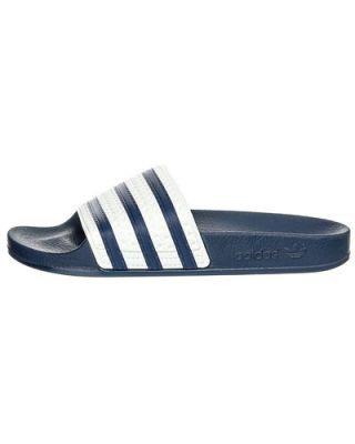 adidas Adilette Adi Blue/ White/ Adi Blue EUR 40.5