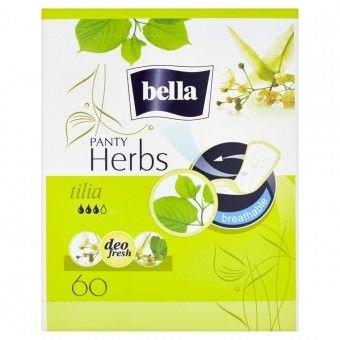 Bella Herbs Tilia slipové vložky 60 ks