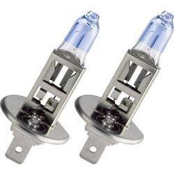 Autožárovka Philips WhiteVision, 12258WHVSM, 12 V, H1, P14.5s, stříbrná, 2 ks