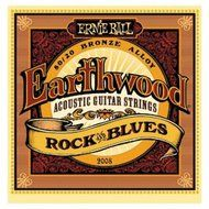 Ernie Ball 2008 Earthwood Rock & Blues